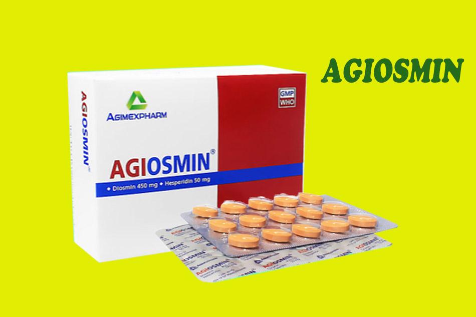 Thuốc Agiosmin