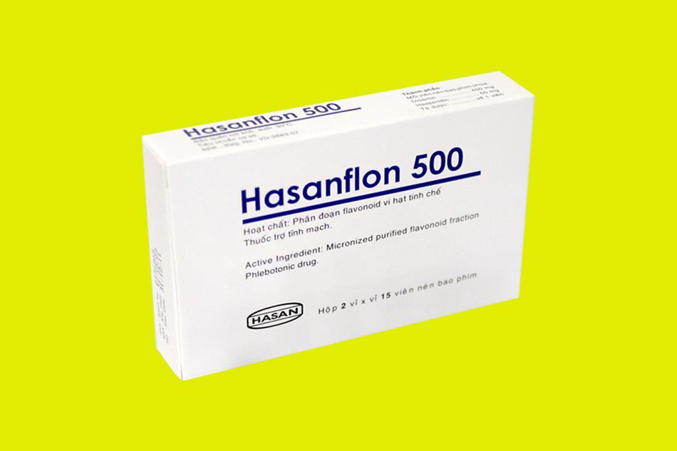Hasanflon là thuốc gì?