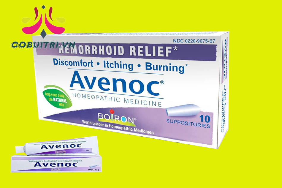 Lưu ý khi sử dụng thuốc trĩ của Mỹ Avenoc