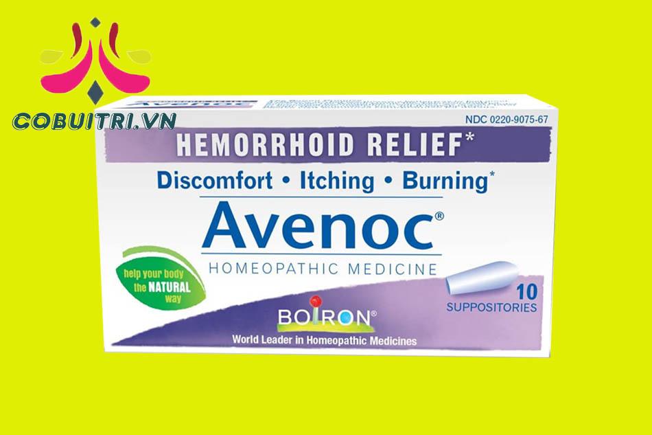 Sản phẩm thuốc Avenoc