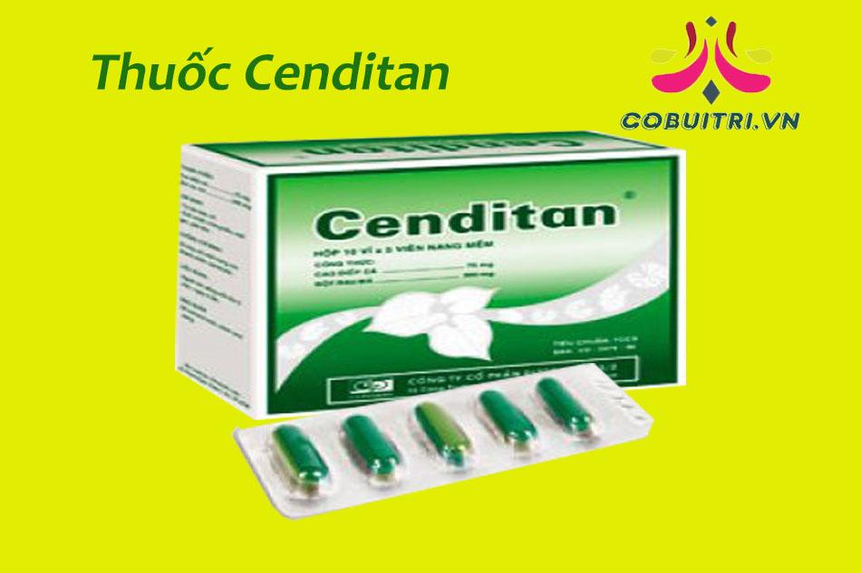 Thuốc Cenditan là thuốc gì?