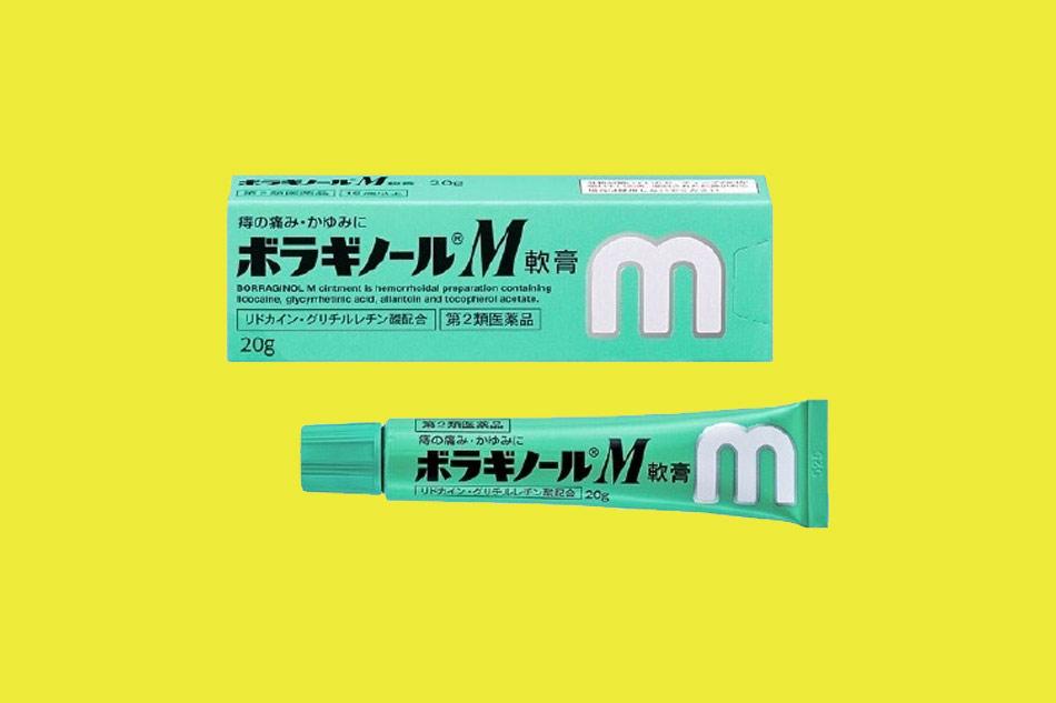 Borraginol M là thuốc gì?