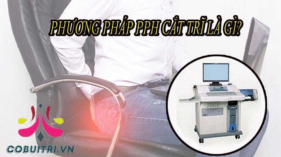 Phương pháp PPH cắt trĩ là gì?