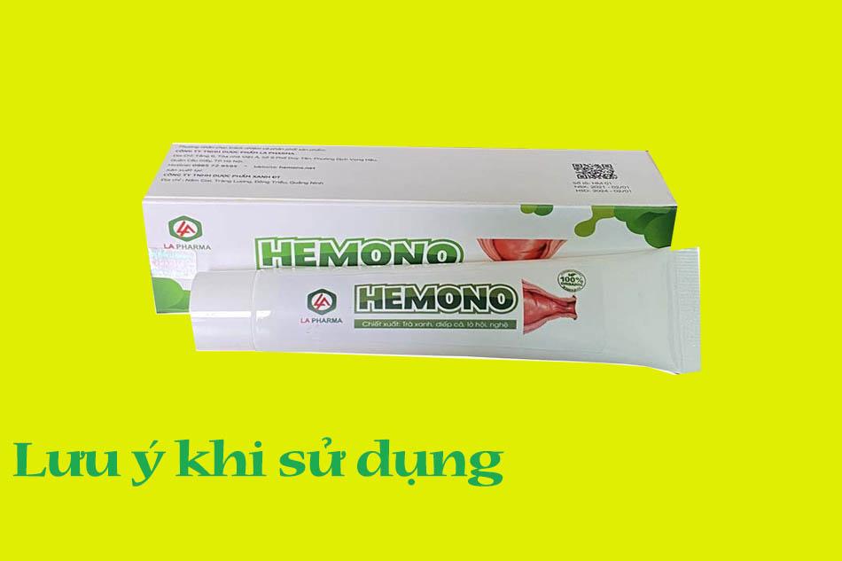 Kem bôi trĩ Hemono Gel có tốt không?