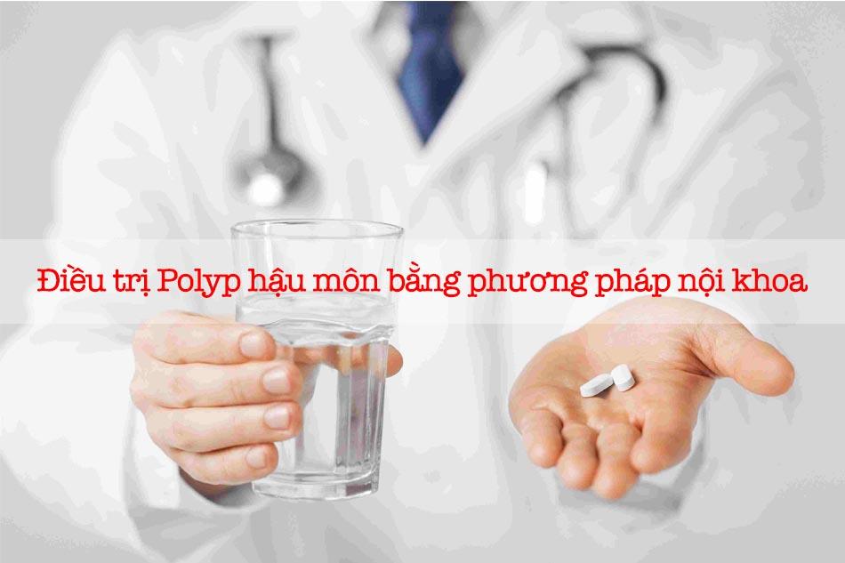 Điều trị Polyp hậu môn bằng phương pháp nội khoa